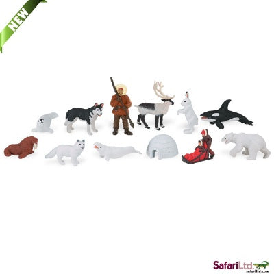 Arctic Figures Bulk Pack (48 pieces)