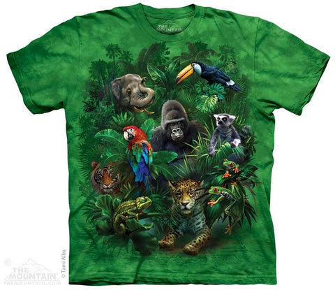 Jungle Friends T-Shirt