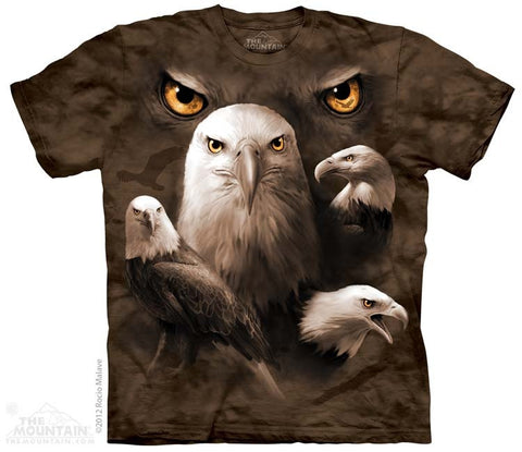 Eagle Moon Eyes T-Shirt