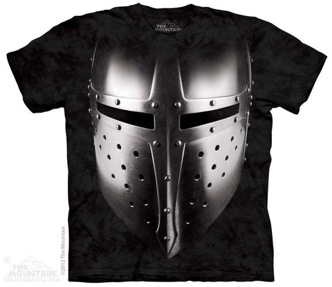 Big Face Armor T-Shirt