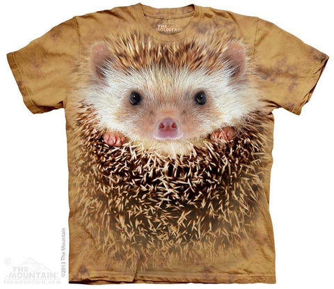 Big Face Hedgehog T-Shirt
