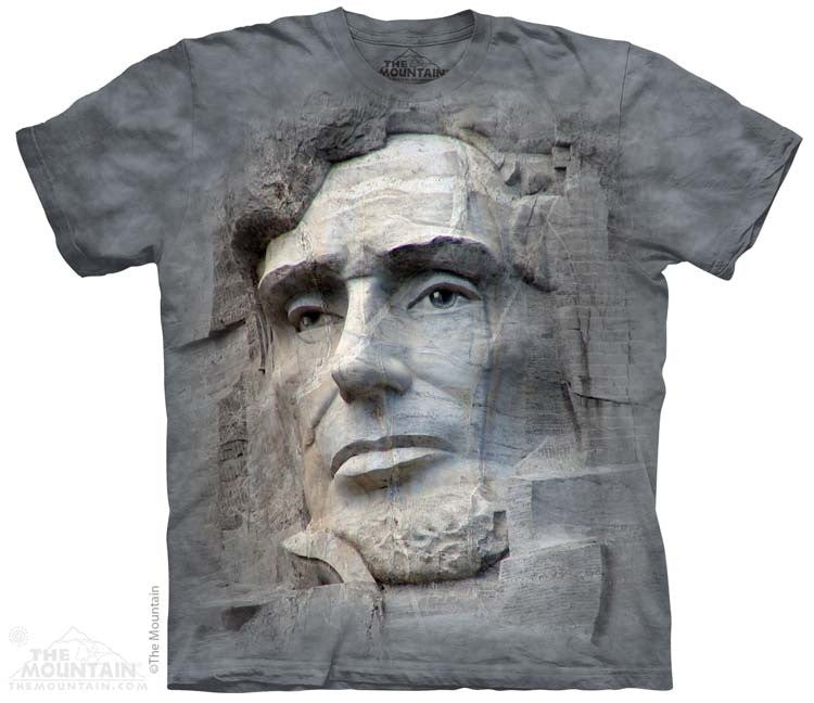 Big Face Lincoln T-Shirt