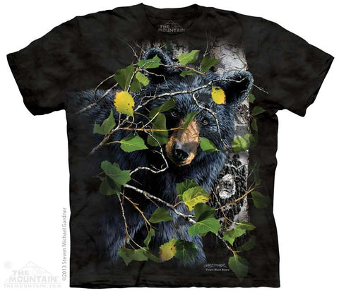 Find 8 Black Bears T-Shirt