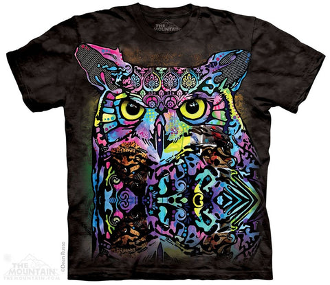 Russo Owl T-Shirt