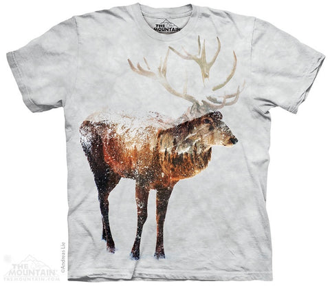 Snow Elk T-Shirt