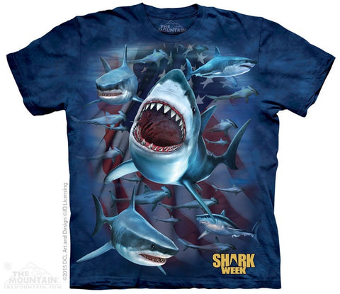 Shark Country T-Shirt