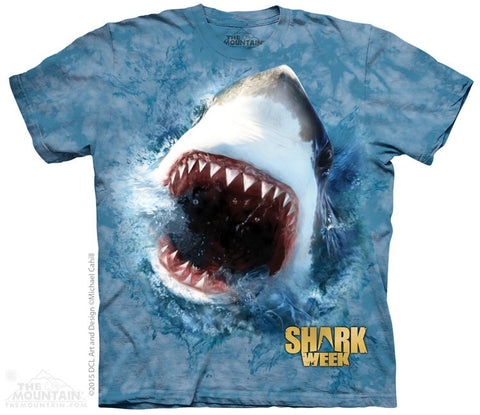 Shark Feed T-Shirt