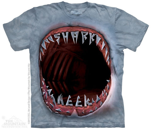 Shark Week Mouth T-Shirt