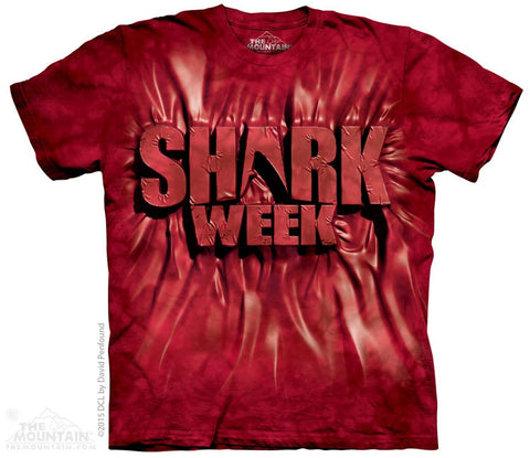 Red Shark Week Inner Spirit T-Shirt