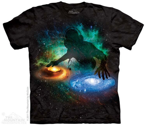 Galaxy DJ T-Shirt