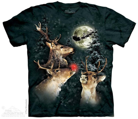 Three Reindeer Moon T-Shirt