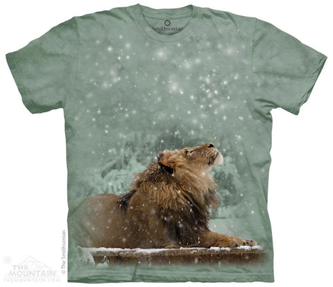 Luke in Snowfall T-Shirt