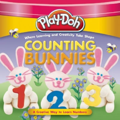 Play-Doh: Counting Bunnies Book