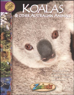 Koalas & Other Australian Animals Zoobook
