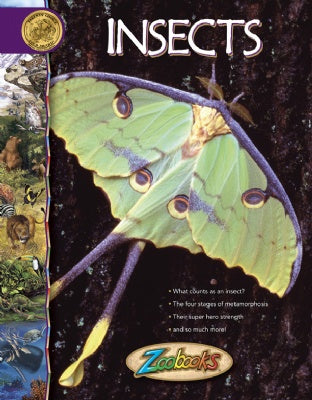 Insects - Zoobooks
