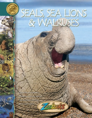Seals and Sea Lions - Zoobooks