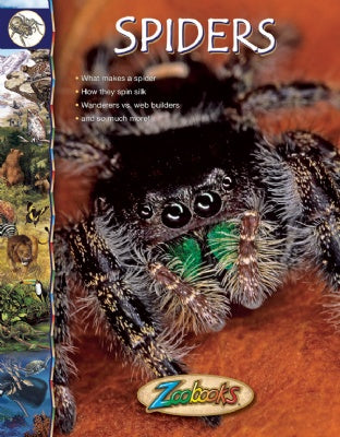 Spiders - Zoobooks