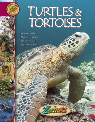 Turtles - Zoobooks