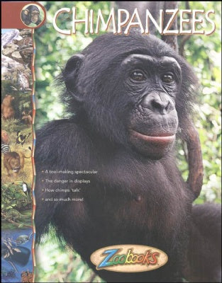 Chimpanzees - Zoobooks