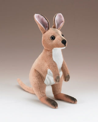 Large Wallaby Stuffed Animal (13-inch)