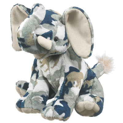 Zoo Camo Elephant (Blue)