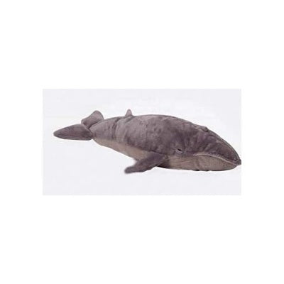 Plush Extra Large Blue Whale