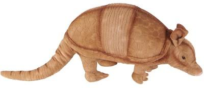 Large Plush Armadillo