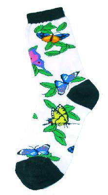 Butterfly Mix Socks