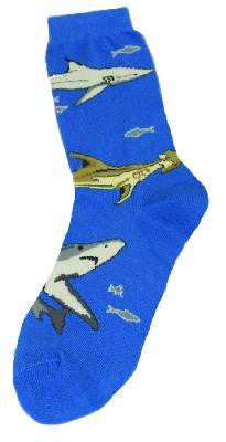 Shark Mix Socks