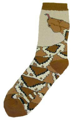 Snake Wrap Socks