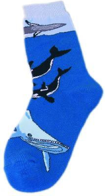 Whales Mix Socks