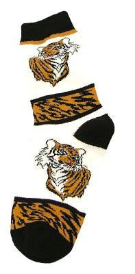 Tiger Time Socks