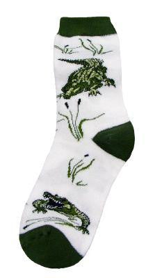 Smiling Gators Socks