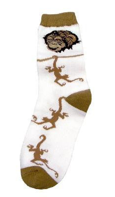 Monkey Play Socks