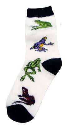 Froggy Time Socks