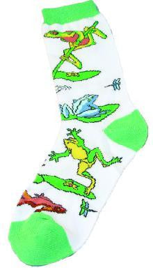 Frog Mix Socks