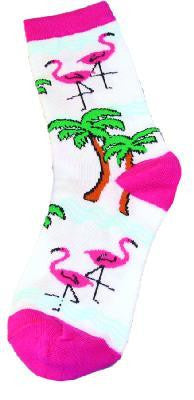 Flamingos Socks