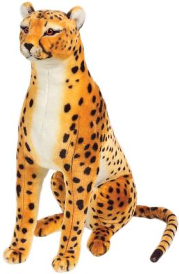 Jumbo Plush Cheetah