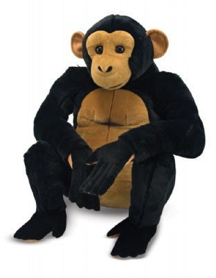 Jumbo Plush Chimpanzee