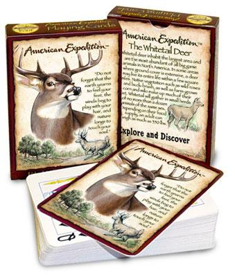 Whitetail Deer Playing Cards