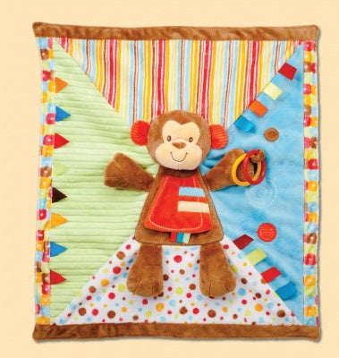 PlayTivity Monkey Blankee