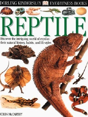 Eyewitness Books: Reptile