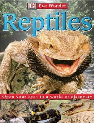 Eye Wonder: Reptiles