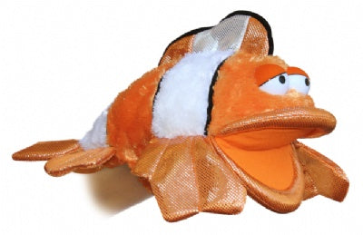 Neptune the Clown Fish (Hand Puppet)
