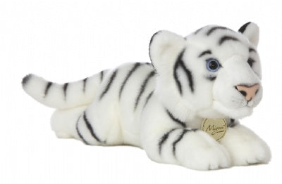 White Tiger Lying (Miyoni)