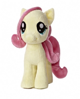 Fluttershy 10-inch Plush (My Little Pony)