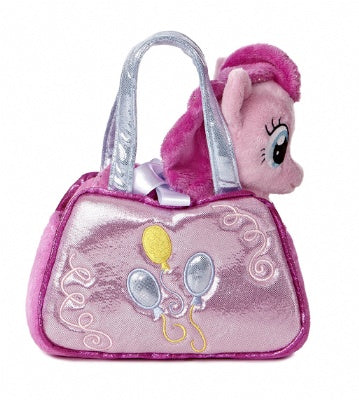 Pinkie Pie Cutie Mark Carrier Plush (My Little Pony)