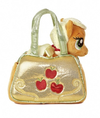 Applejack Cutie Mark Carrier Plush (My Little Pony)