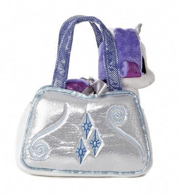 Rarity Cutie Mark Carrier Plush (My Little Pony)