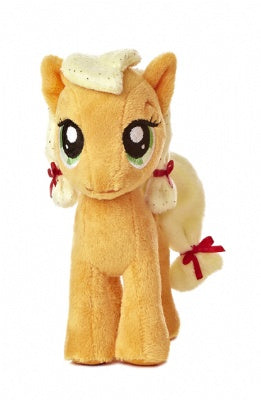 Applejack 6.5-inch Mini Plush (My Little Pony)